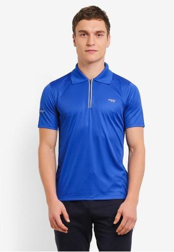 2GO blue GO Dry Polo T-Shirt 2G729AA0S5YQMY_1