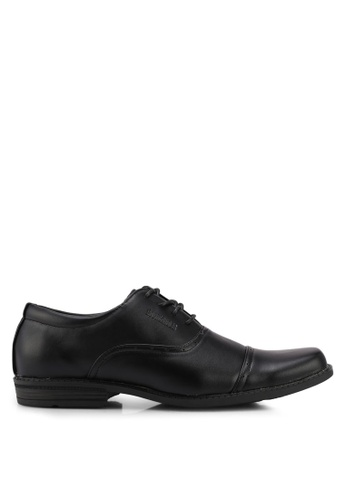 Rocklander black Formal Shoes 551E1SH7DF0B66GS_1