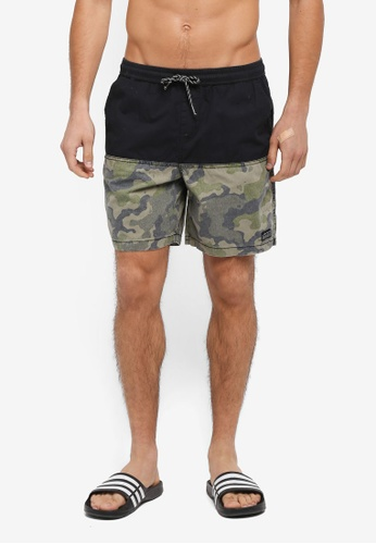 Factorie multi Cabo Longo Shorts 1B7D0AA5331A9CGS_1