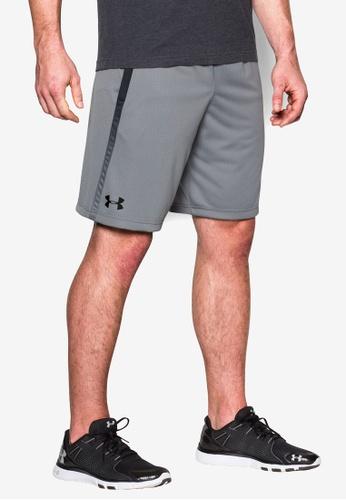 "Under Armour grey UA Techâ""¢ Mesh Shorts UN337AA58LSVMY_1"