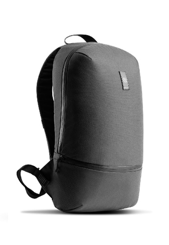 Heimplanet black Monolith Minimal Pack 18L Active Backpacks – Anthracite HE674AC2VI69HK_1