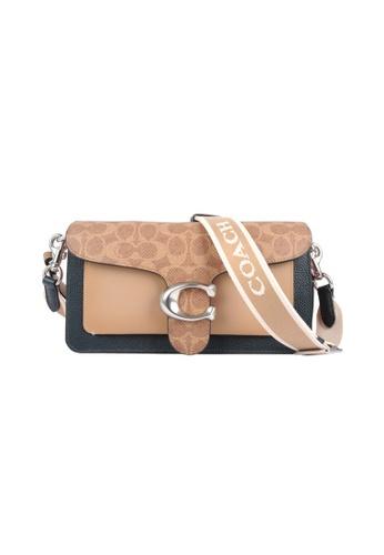 Coach brown Coach Tabby 26 Shoulder Bag in Brown 00E7BAC18A3C80GS_1