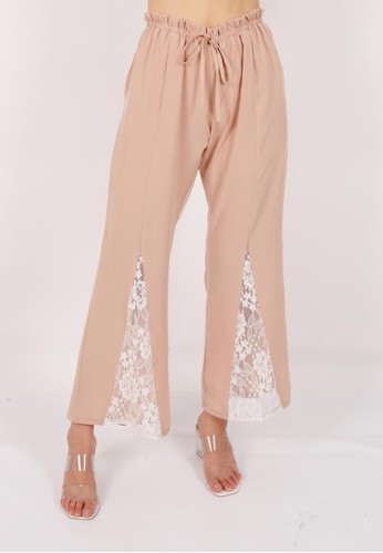 Ratel pink Blair Pull-on Trousers F8A00AA4F4063DGS_1