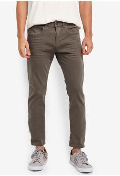 Denim Length Service Pants