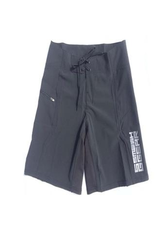 SMESH Gear black Classic Black WOD Shorts SM553AA54NSVMY_1