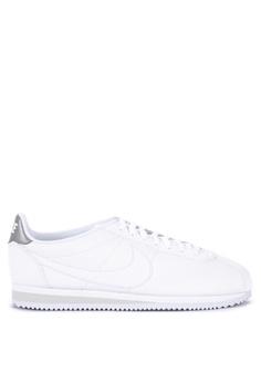 save off 95e08 08e03 Nike white Classic Cortez Leather Shoes A03C4SHEEFE755GS 1