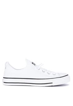 b33f7576627 Converse white Chuck Taylor All Star Shoreline Sneakers 693E6SH5DACC96GS_1