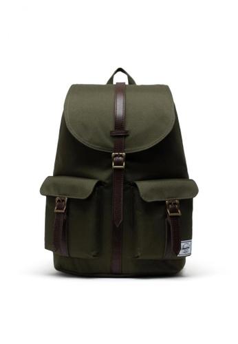 Herschel green Dawson Backpack 16705AC60BD994GS_1