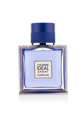 Guerlain GUERLAIN - L'Homme Ideal Sport Eau De Toilette Spray 50ml/1.6oz 518EBBE7CB06BBGS_1