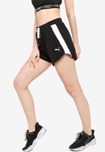 Puma black Modern Sports Shorts 0B9EBAA9EE2279GS_1