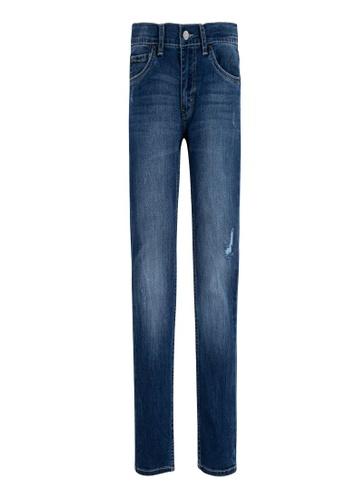 Levi's Kids blue LEVIS Little Boy 510 Everyday Perfect Jeans CBBD6KAC72E5F1GS_1