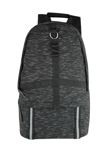 London Rag black London Rag Men Backpack BG5081 LO360AC0GVXPSG_1