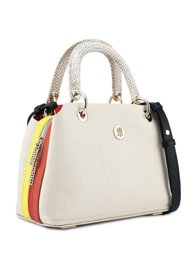 62cc9baa57 ... CORE Tommy TH Black TAPIOCA Hilfiger MED MIX Friday SATCHEL 4xxqdt6wO  ...