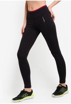 簡約運動緊身褲
