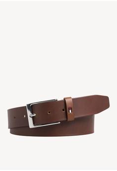 7d2ca55a61 Tommy Hilfiger brown Layton Belt 3.5 5D6EEAC5ADDDF8GS 1