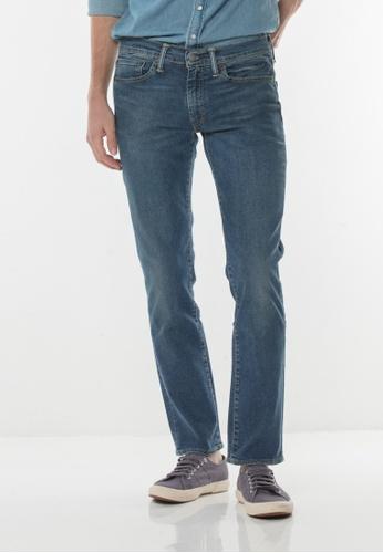 Levi's blue Levi's 511 Slim Fit Advanced Stretch Jeans (blue) 4C2A1AAEE3352EGS_1
