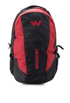 Trident Red Laptop Backpack