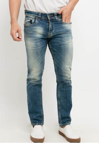 Lois Jeans blue Slim Stretch Long Pants Denim 7B091AA214CBC1GS_1