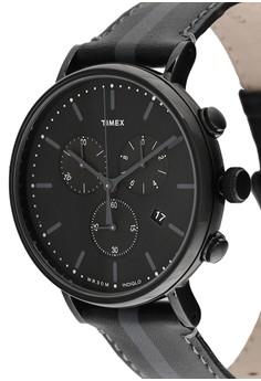 TIMEX Tw2R37800-Weekender Fairfield Chronograph Rp 1.750.000. Ukuran One  Size 6ee7172423