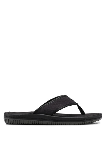 ALDO black Canotto Sandals 2C66BSH71BEEB5GS_1