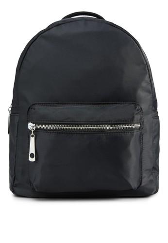 zalora 衣服評價素色後背包, 包, 後揹包