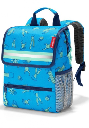 Reisenthel BackPack Kids Cactus Blue CA17FKC304D95BGS_1
