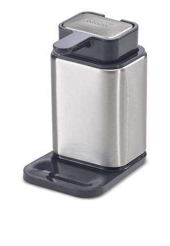 Joseph-Joseph silver Surface Soap Pump Set C68B0HL63B9E46GS_1