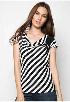 Slim Fit Stripes Shirt