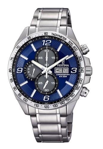 Festina silver Casual Men's Watches FES F6861/3 23551AC8CD5E11GS_1