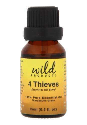 Wild Products 4 Thieves Blend - 15 ml 7085FBE06B19A8GS_1