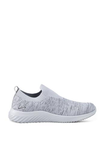 Louis Cuppers grey Casual Sneakers 1B445SH48982ADGS_1