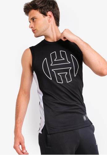 on sale 50ad1 e8213 adidas harden sleeveless jersey