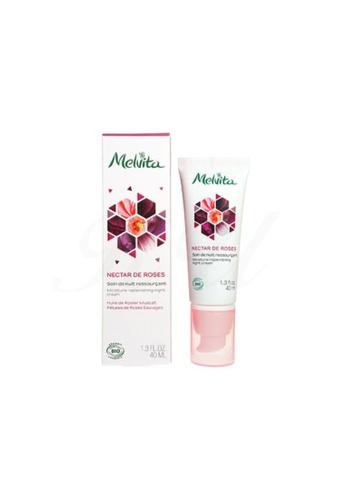 MELVITA Melvita Moisture-Replenishing Night Cream 40ml DAE0EBE55F0F0AGS_1