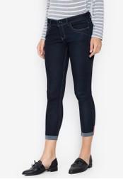 Balaynor blue Cupped Skinny Jeans DB36FAABB874D8GS_1