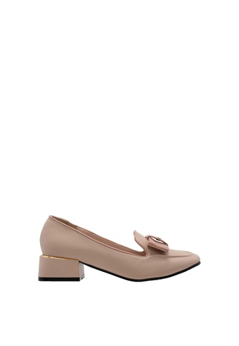 SEMBONIA pink Women Synthetic Leather Court Shoe E26CASH8EFDB62GS_1