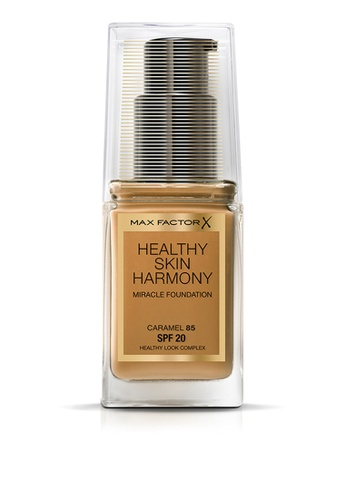 Max Factor beige Healthy Skin Harmony Miracle 85 Caramel B8E59BE244AFD9GS_1