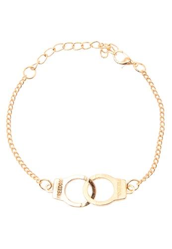 Kimberley Gold Dainty Handcuff Bracelet Ki026ac93khmph 1