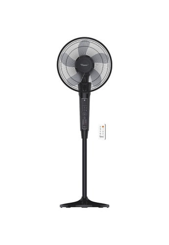 Toyomi Toyomi FS 7095R 16 inch Stand Fan 360° Oscillation (Black) CCDBFES41DFC6AGS_1