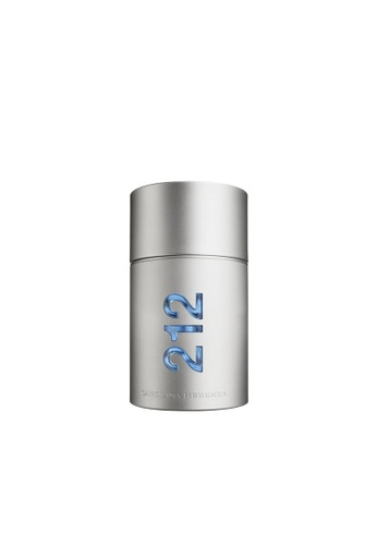 Carolina Herrera grey 212 Men EDT 50ml BA07BBE7DFE339GS_1