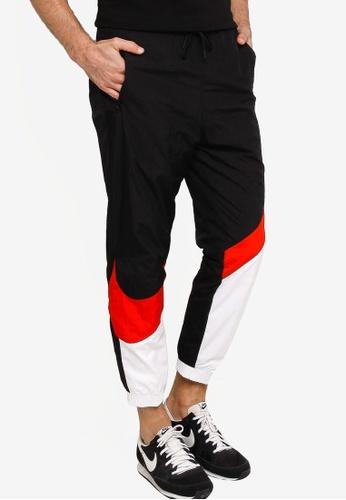 Nike black Men's Hbr Pants 865E4AAB20C946GS_1