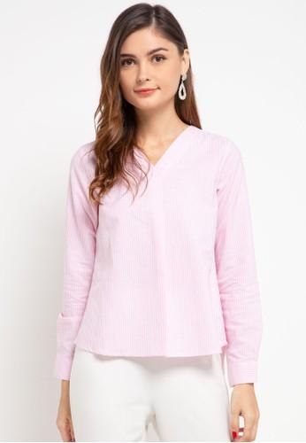 sophistix pink Ario Blouse 66174AAE630E8EGS_1