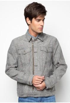 Zip Trucker Shirt