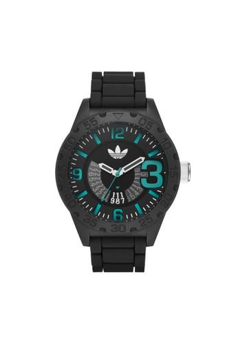 Newburesprit分店gh個性大數字腕錶 ADH3111, 錶類, 運動型