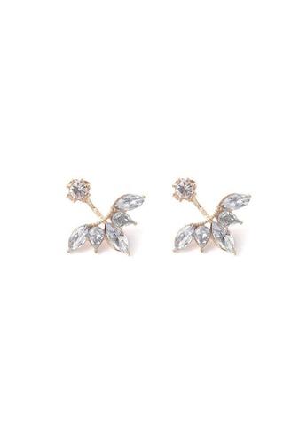 Glamorbit silver Silver Statement Earrings 0FEDFACF467CF8GS_1