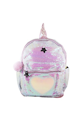 wigglo pink Wigglo Backpack Fairytale Pink 2F063KC717C12FGS_1