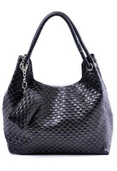 Charming Leather Handbag