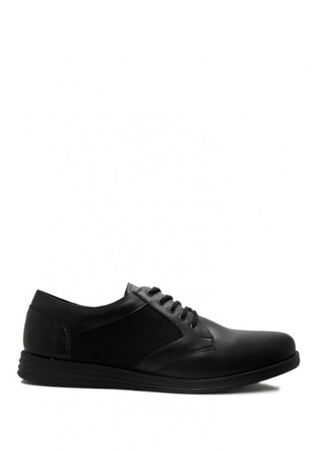 D-Island black D-Island Shoes Formal Comfort Eagle Leather Black DI594SH80LWPID_1