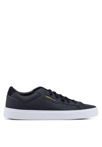 ADIDAS black adidas originals sleek 0DB4ESHDE0B2F9GS_1