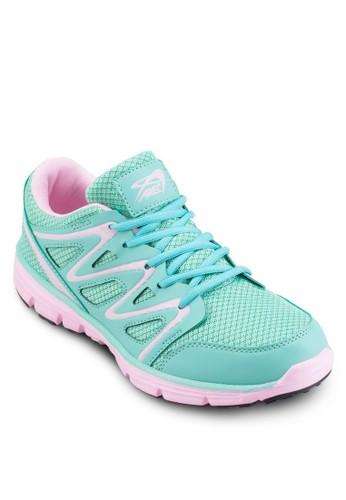 esprit童裝門市撞色女性跑步運動鞋, 韓系時尚, 梳妝