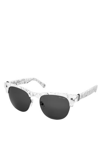 HEX EYEWEAR white Artist - Frida K. - Sunglasses - Italy Design HE671AC2V1JYHK_1
